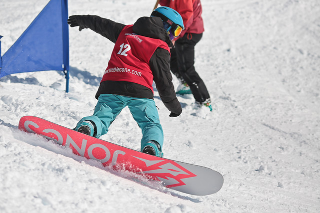 DB Export Banked Slalom 2015 - Treble Cone - Amber Schuecker 2