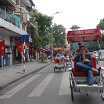 Cyclo-Tour in Hanoi