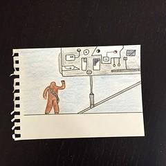 Zwergerl Chewie (semihundido) Tags: photoblog dilettante chewbaca zwergerl devoidoftalent