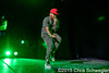 Kid Ink @ One Hell of a Nite Tour, DTE Energy Music Theatre, Clarkston, MI - 08-16-15