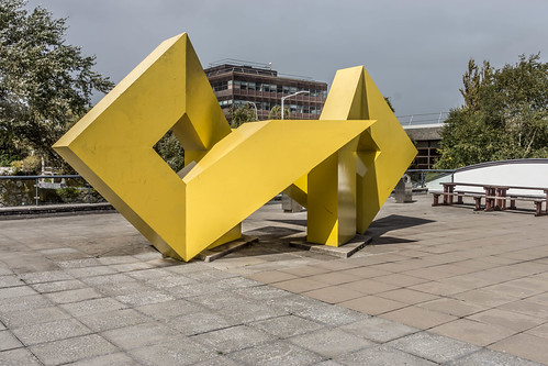 A VISIT TO GALWAY UNIVERSITY CAMPUS [GALWAY YELLOW BY BRIAN KING] REF-107223