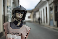 Y tu compaera? (darwingallego) Tags: colombia helmet models modelo maniqui colombianada girlbike motorgirl canont3 darwingallego