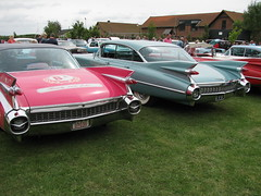 Cadillac grand european (remco2000) Tags: european tail rear grand cadillac eldorado chrome fins 59 1959 chroom vinnen