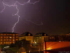 Tormenta elctrica (J.Izaguirre) Tags: storm olympus tormenta zuiko cantabria zuiko1454mm colindres olympuse510