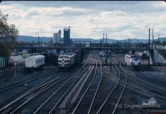 7505E-22 (Geelong & South Western Rail Heritage Society) Tags: australia newsouthwales aus albury clapp b60
