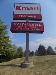 Kmart -- Frankfort, KY (xandai) Tags: retail kentucky ky kmart frankfort