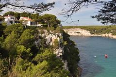 DSC_0261 (L.Karnas) Tags: sea beach strand island islands spain mediterranean playa menorca cala spanien minorca balearic inseln mittelmeer galdana balearische
