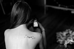 Tattoo (Toy Lette) Tags: bessar2a id1111 nokton50mmf11 kipp1min agfaphotoapx100new