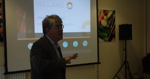 Welcome by Andy Carter, CTO, Oclaro