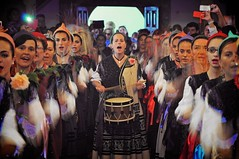 Un Canto a Asturias (II) (Charlemagne OP) Tags: espaa fiesta asturias folklore canto misa noriega