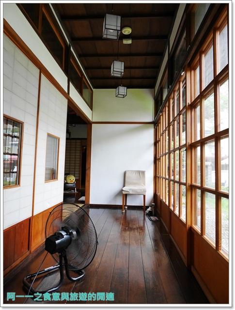 宜蘭羅東美食老懂文化館日式校長宿舍老屋餐廳聚餐下午茶image012