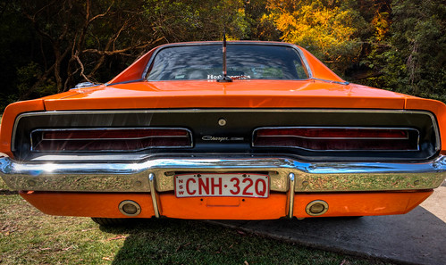 1969 Dodge Charger - The General Lee