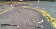 02 Damage area before fixed 24-10-2015