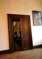 Through the Door (p.niebergall) Tags: door picture haus bild ruhr tr senden