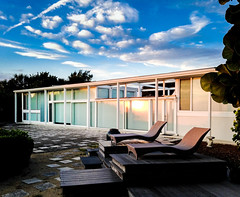 Kerr Residence (Chimay Bleue) Tags: house beach home architecture paul florida melbourne residence kerr midcentury rudoph