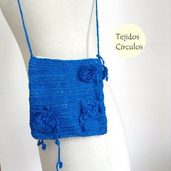 IMG_0567 (tejidoscirculos) Tags: bag crochet cartera bolso ganchillo uncinetto fatbag hakeln