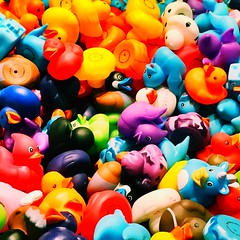 Rubber Ducks (elleaj13) Tags: colors toys bright ducks rubberducks 2015