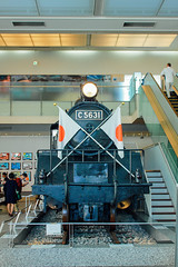 _MG_4866 (WayChen_C) Tags: train tokyo sl 東京 chiyodaku chiyoda 千代田区 千代田 靖國神社 c56 遊就館 ちよだ c5631