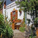 Wallgau - Ortsmitte (15) - Blick in Nachbars Garten thumbnail