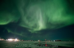 ABC_5683s (savillent) Tags: november sky snow canada storm ice night clouds dark stars landscape photography lights solar nikon nocturnal northwest space alien north nwt arctic astrophotography freeze rush aurora midnight flare remembrance northern universe saville lunar climate territories borealis 2015 xfile geomagnetic tuktoyaktuk