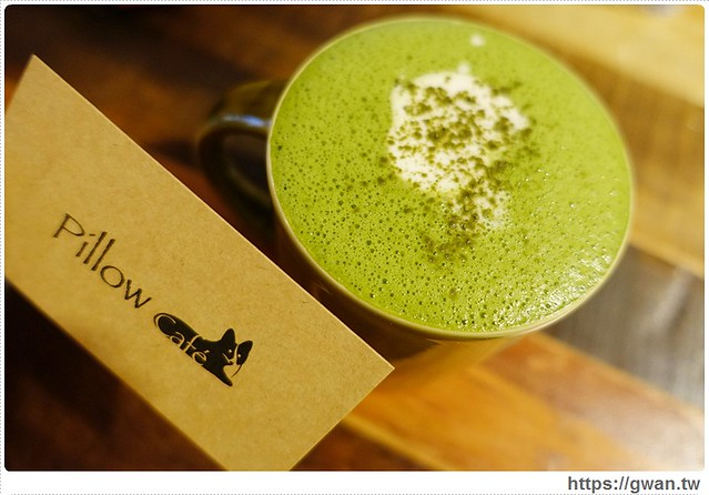 [捷運美食●信義安和站] Pillow Cafe 枕頭咖啡 –☆巷弄美食☆開到很晚的咖啡廳♪飲料好喝、餐點優☛寵物友善餐廳