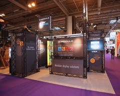 Exhibition Stand Trussing Photos
