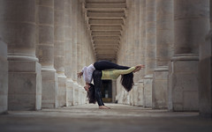 (dimitryroulland) Tags: nikon d600 85mm 18 dimitry roulland yoga pilates paris france palais royal natural light architecture sport acro performer art