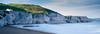 Zumaia (P. Mendizabal) Tags: beach playa landscape paisaje mar sea nd neutraldensity flych acantilado cliff water sky nature densidadneutra color amanecer dawn