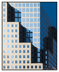 Cadwalader, Wickersham & Taft LLP, New York City (GAPHIKER) Tags: building facade cadwalader wickersham taft 200libertystreet newyorkcity financial district windows reflection worldtradecenter wtc