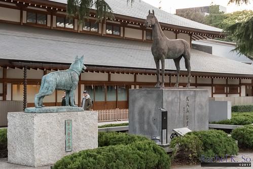 靖国神社 Yasukuni Shrine, Tokyo