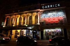 Branagh Season at the Garrick Theatre (wearearchers) Tags: garricktheatre kennethbranagh theentertainer theatreland westend theatresignage neon