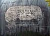 Stone Mountain Carving (.annajane) Tags: carving georgia relief sculpture stonemountain basrelief stonemountainpark confederatememorial monadnock
