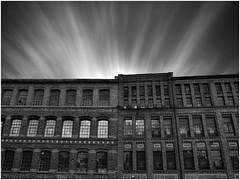 Brick-Factory, Iserlohn, NRW, Germany (Thunderbird61) Tags: iserlohn nrw germany brickfactory bachtenkirch industrie industrial monochrome bw zw sw nb schwarzweis zwartwit blackandwhite pentax pentax645z pentaxart mediumformat le