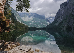 Obersee (ljusning_an) Tags: obersee bayern bavaria bgl natur nature see lake hiking klettern berge mountains landschaft landscape