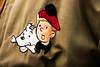 Tintin - Retour du Pays des Soviets (saigneurdeguerre) Tags: europe europa belgique belgië belgium belgien belgica bruxelles brussel brussels brüssel bruxelas ponte antonioponte aponte ponteantonio saigneurdeguerre canon eos 7d mark 2 ii tintin kuifje retour pays des soviets