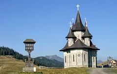 Manastirea Prislop 2009 (wernerfunk) Tags: kloster rumänien bukovina landschaft