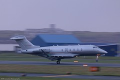 VistaJet Challenger 350 9H-VCH at Isle of Man EGNS 16/01/17 (IOM Aviation Photography) Tags: vistajet challenger 350 9hvch isle man egns 160117