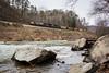 Clear Fork River (Peyton Gupton) Tags: csx csxt ac6000 yn2 clear fork river kd sub holton