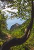 IMG_5949_fade (Eric.Burniche) Tags: italy italia italyeurope cinqueterre cinqueterreitaly riomaggiore riomaggioreitaly riomaggioreitalia manaroloa manarolaitalia manarolaitaly corniglia cornigiliaitaly vernassa vernazza monterossoalmare laspezia liguriansea liguria cliffs ocean hiking hike path trail coast sea vines vineyard sky bluesky