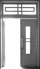 One step into the light (Carlos Lacano) Tags: light door bw fuji xt1 35mm f2 carlos lacano germany