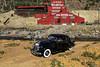 Chrysler Argo (khendrix21) Tags: franklinmint 1934 chrysler airflow 124scale model car argo gold mine idahosprings colorado forcedperspective