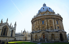 Oxford University, Radcliffe Camera (O'h! Photography) Tags: study abroad oxford university oxforduniversity radcliffe camera radcliffecamera library college united kingdom great britain architecture neogothic neoclassicism