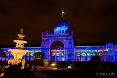 20170218-84-Projections on Exhibition Building (Roger T Wong) Tags: 2017 australia cbd exhibitionbuilding melbourne rogertwong sel2470z sony2470 sonya7ii sonyalpha7ii sonyfe2470mmf4zaosscarlzeissvariotessart sonyilce7m2 victoria whitenight city festival projections