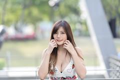 DSC_5235 (錢龍) Tags: 陳葳 d700 美術館 nikon 外拍 美胸 beauty girl sexy