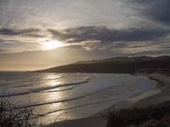 427 - Crépuscule a Sandfly Bay