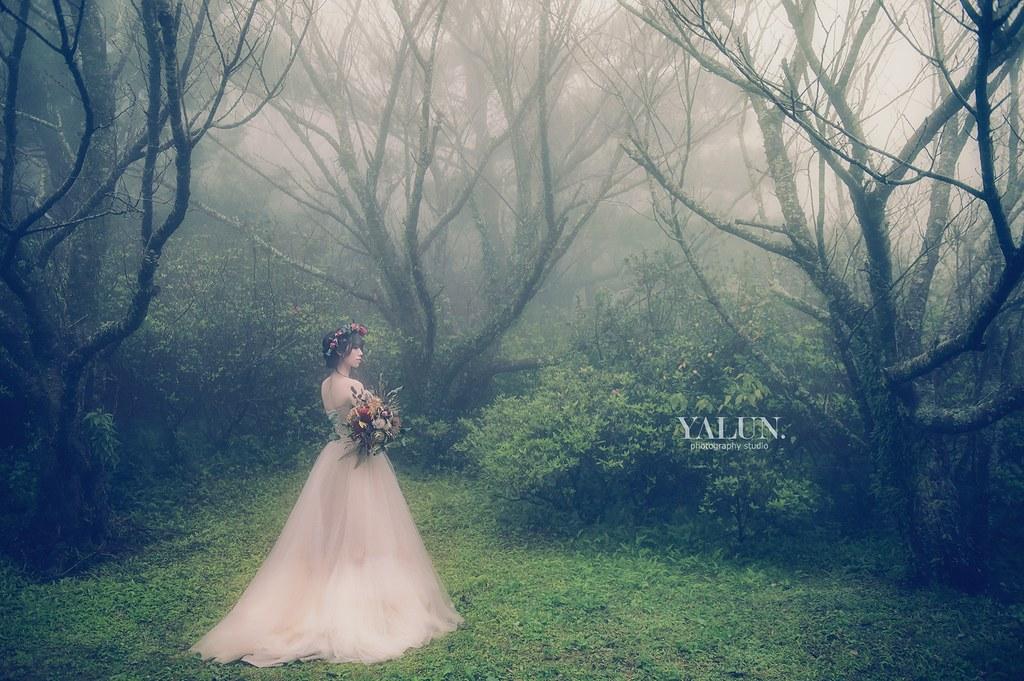 自助婚紗,台北婚紗寫真,台北攝影,亞倫婚禮攝影,Pre-Wedding,芮妮愛玩妝,陽明山婚紗,L'amour 手工精品婚紗