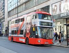 Arriva London - LT467 - LTZ1467 - Rimmel (Waterford_Man) Tags: arrivalondon hybrid nrm wrightbus lt467 ltz1467 rimmel