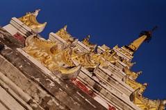 Ava - monastère Maha Aung Mye Bon Zan Kyaung 6