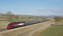 Thalys PBKA 4332 en UM (SylvainBouard) Tags: train railway sncf thalys thalyspbka tgv