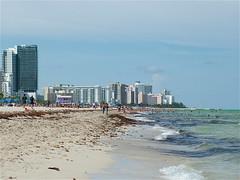 Miami Beach: spiaggia e grattacieli (costagar51) Tags: america mare florida natura miamibeach natureselegantshots panoramafotográfico greatshotss contactgroups peopleenjoyingnature natureandpeopleinnature